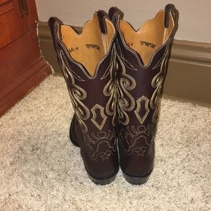 8505b84a6c9 Tony Lama Signature Series Rista Calf Boots NWT